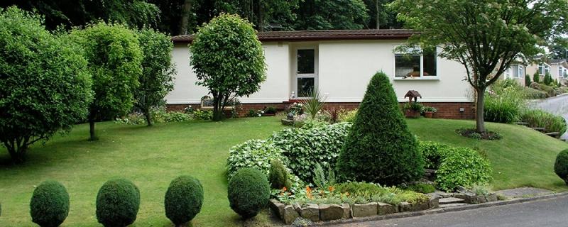 Carrwood Park Garden Lancashire