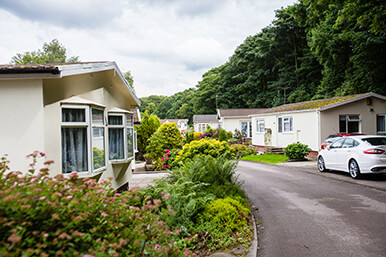 carrwood park holdiay cottages for sale