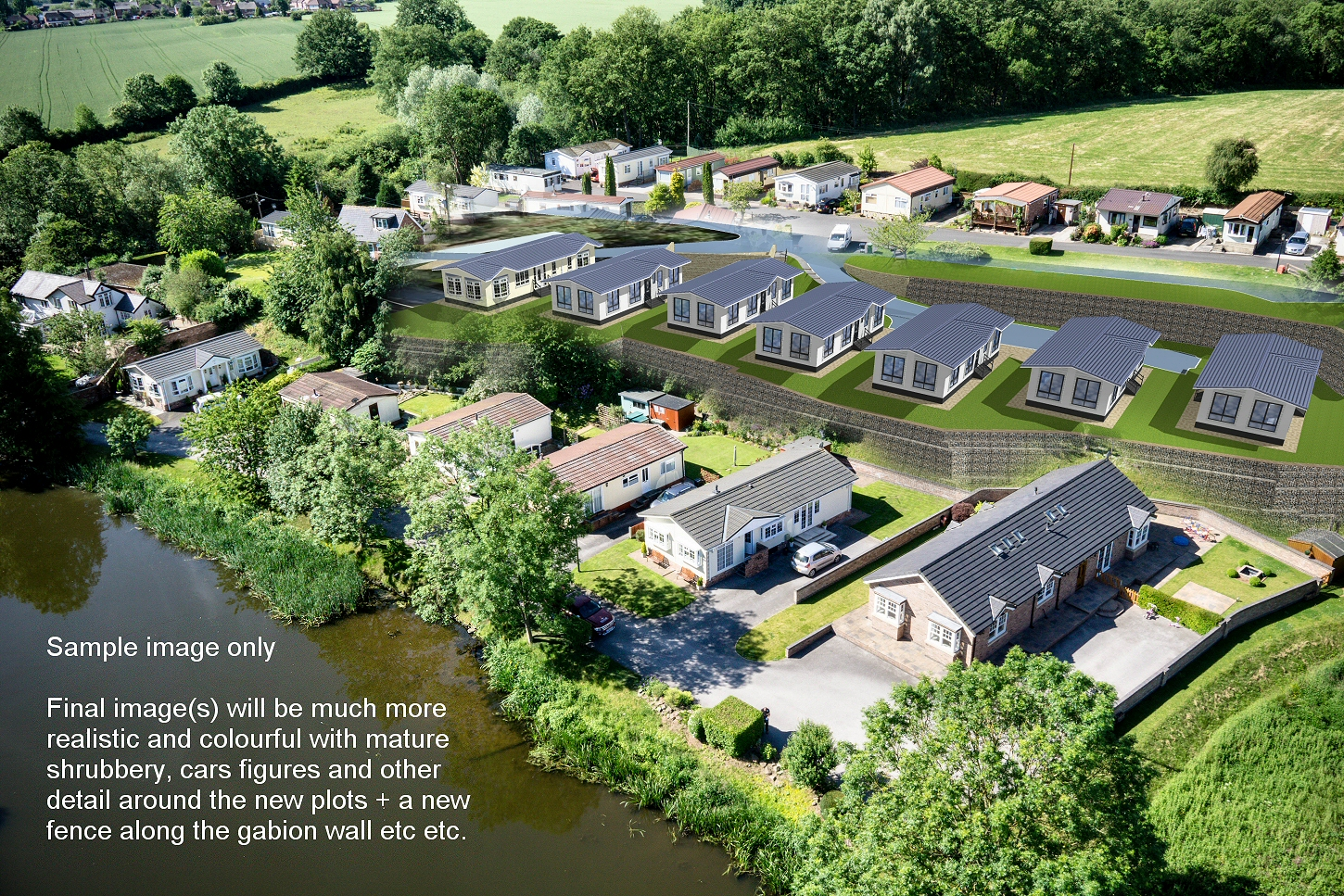 Brand new development of 7 new homes coming soon.