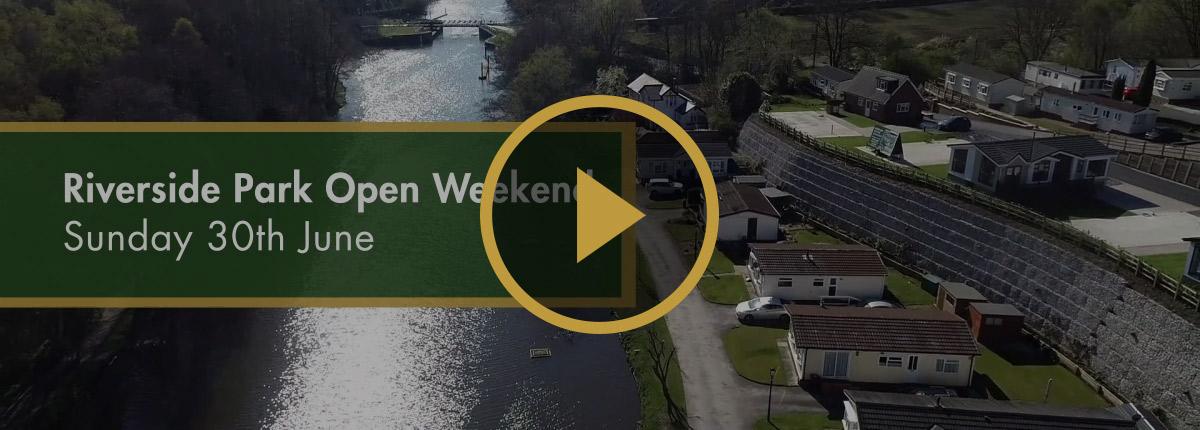 Riverside Park Open Weekend